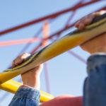 ぶら下がり運動は伸長に効果的か